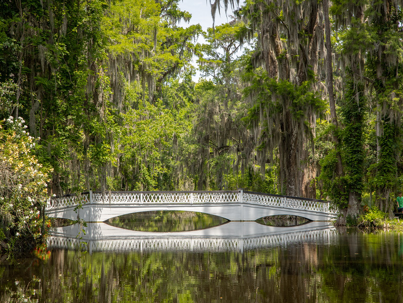 Long Bridge at Magnolia Gardens