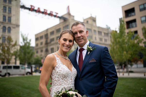 Mallory + Scott Sneaks! | Milwaukee Wedding Photography