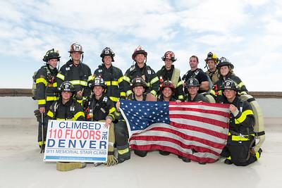 2016 9/11 Stair Climb - Denver