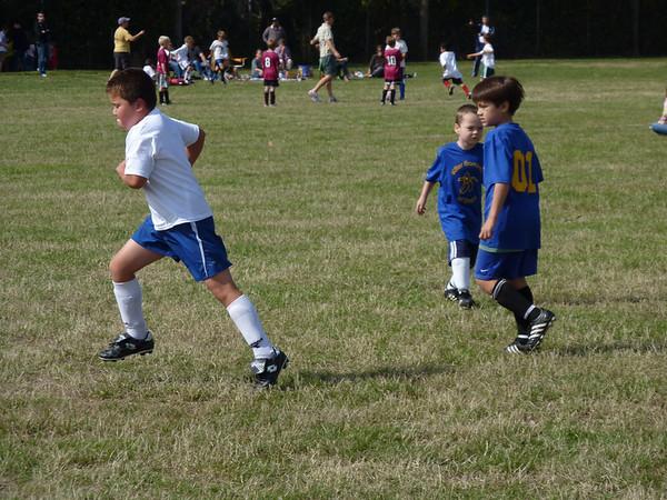 Soccer Stars Match - 9/11/2010
