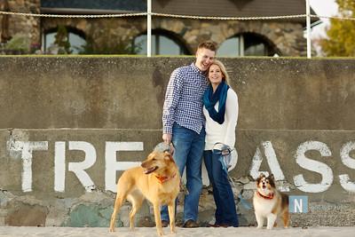 Irene + Matt Engagement :: Milford, CT