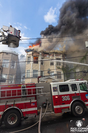 4 Alarm Dwelling Fire - 99 Maple St, Yonkers, NY - 5/23/21
