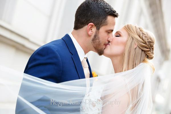 Amanda and Mitchell Wedding