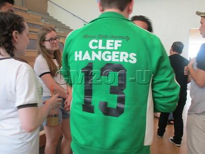 Clef Hangers Performance