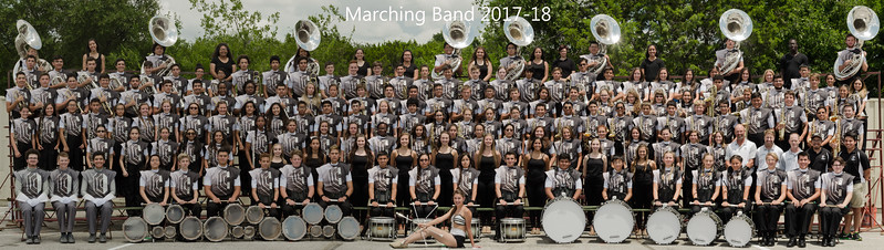 20170810  Marching Band 2017-18