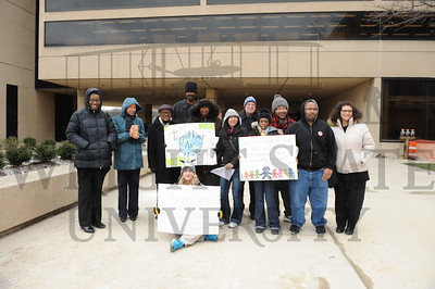 7537 First Annual MLK Unity March 1-18-12