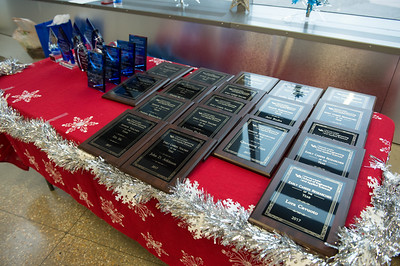 2017 Awards night and holiday party