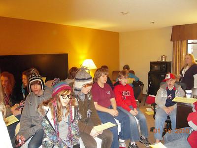 Youth Choir Trip to Nashville