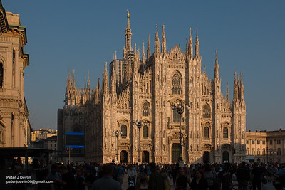 2017 - Italy - Milan & Bellagio