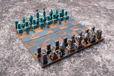 chess set IV