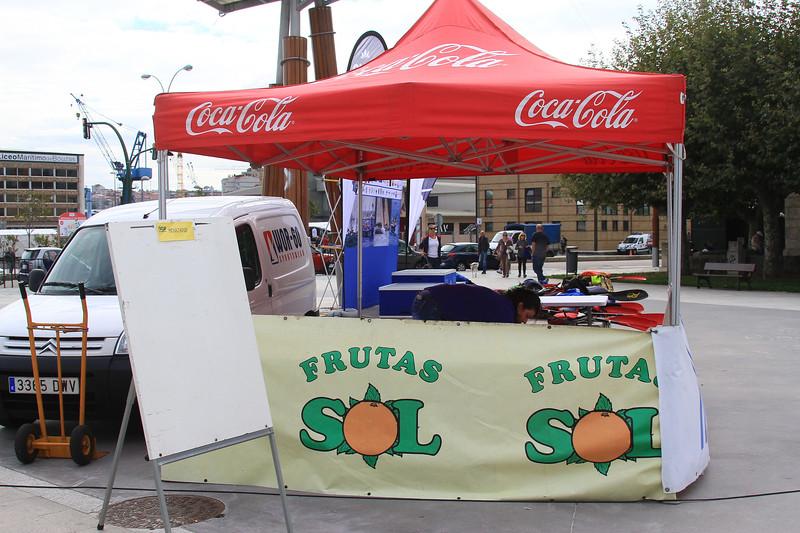 Coca-Cola Coca Cola Liceo Marítimode Bouzas PUP RESULTADOS FRUTAS RUTA, 233t 5 DNV SOL SI