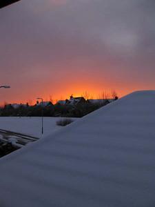 2009 Snow in Brackley