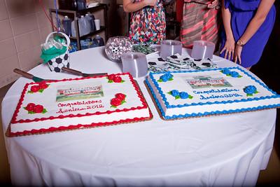 Soccer Banquet 2012