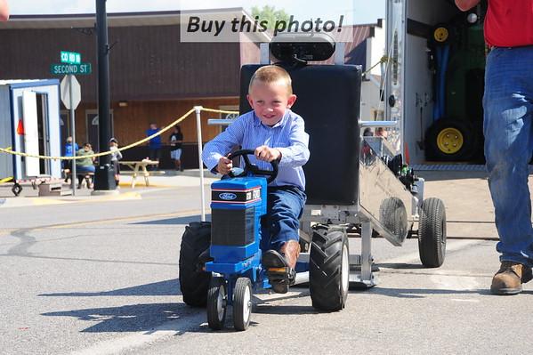 Bonanza Valley Days kids pedal pull 07-10