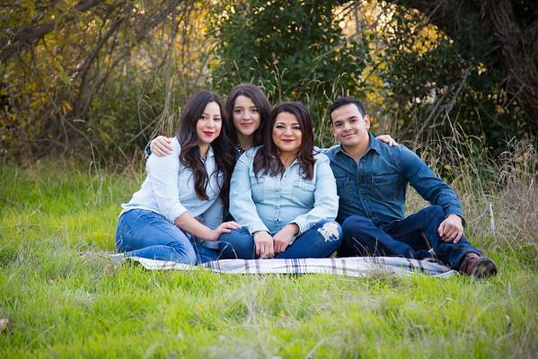 Romero Family 2015