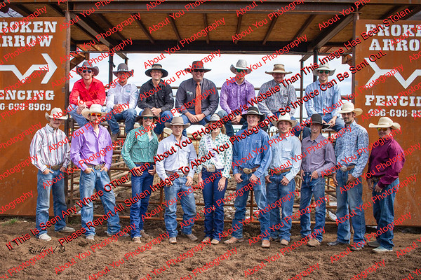 Buck Wild Ranch Broncs & Bull Roping
