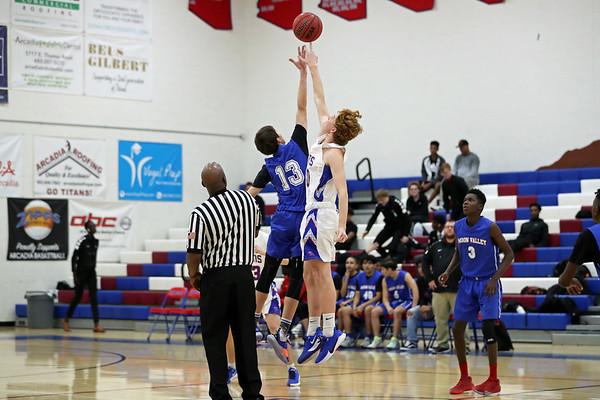 2019-20 Arcadia HS JV Basketball