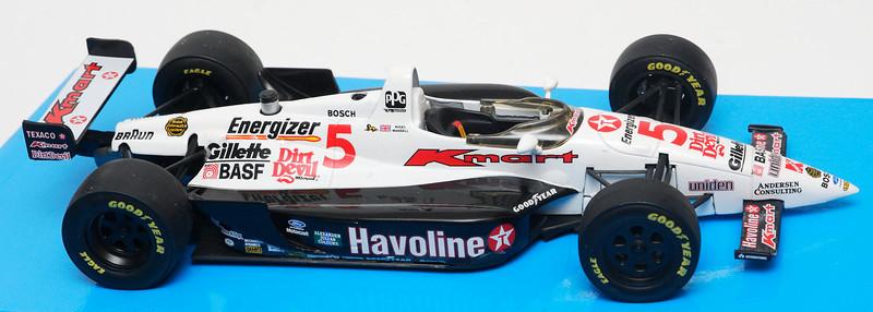1993 #5 Nigel Mansell Havoline Lola SW SOLD 11/19/13
