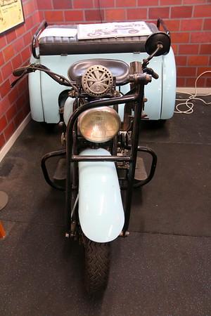 Indian Motorcycle Museum of Australia - Brisbane