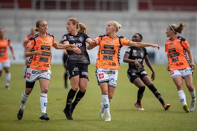 Växjö DFF vs Kristianstads DFF