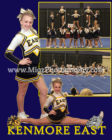 2013 Elly's Angels Cheer Championship