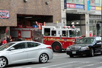 FDNY - 10-75 Fire in Manhattan