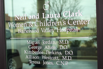 Women and Children's Center Open House