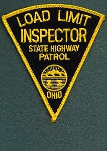 Ohio SHP Load Limit Inspector
