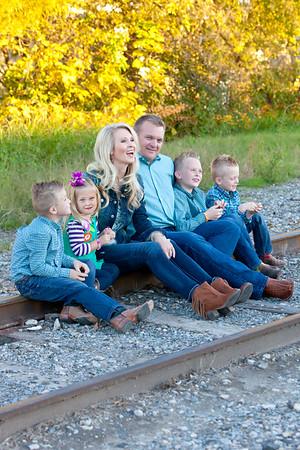 Miller Family - 2014
