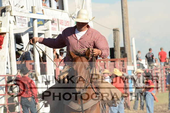 Strasburg NDRA Rodeo  - June 27, 2015