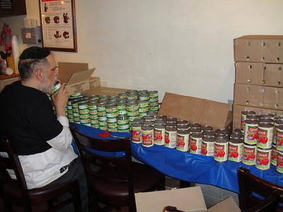 Passover Food Distribution