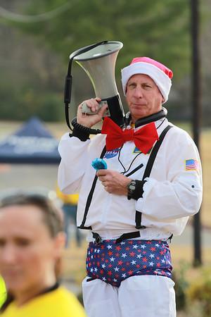 2012 Rocket City Marathon Mile 7