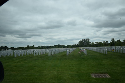 Ron Jogans Interment at Ohio Western Reserve National Cemetary