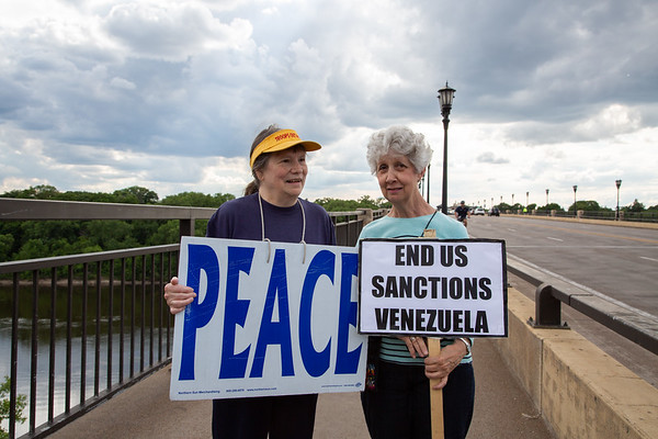 WAMM Vigil to End War - June 19
