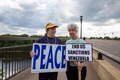 WAMM Vigil to End War - June 19