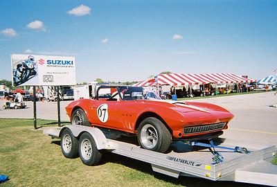 2005 Vintage Races at Road America
