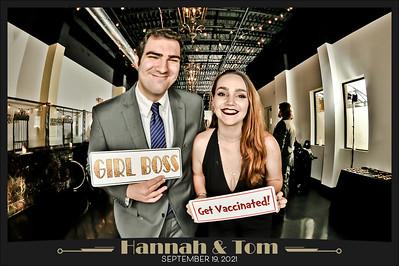Hannah & Tom