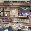 Newtown Native Opens New Gift Shop - signs and knick knacks