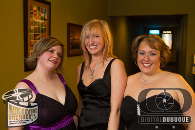 2011 Oscars Party at Mindframe Theaters