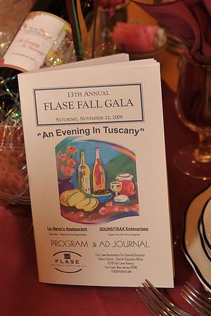 FLASE Dinner Dance 2008