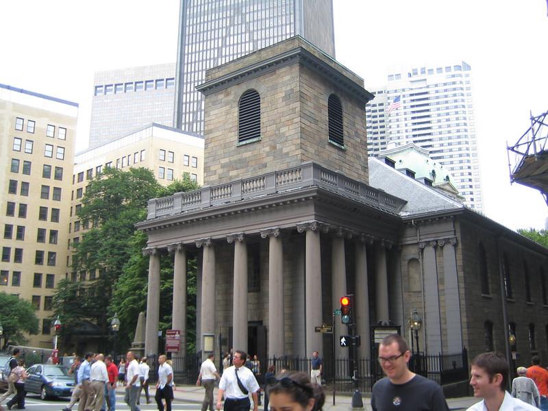 King's chapel