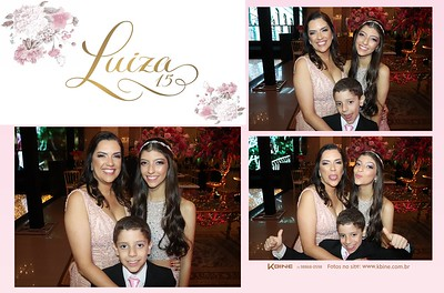 Luiza 15 anos - Lefer - 09.11.2019