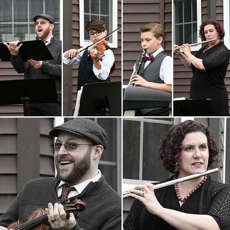 Musician & Peinters