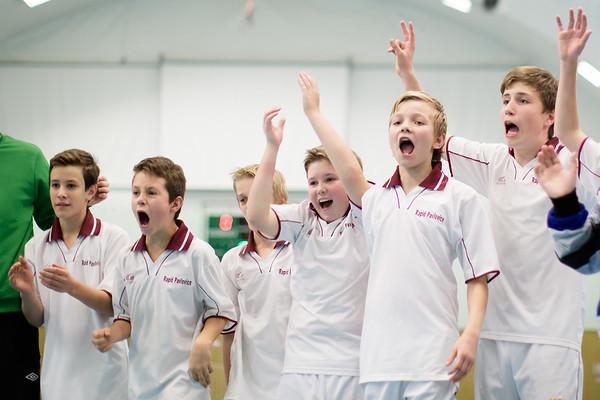 Mikulášský turnaj mladších žáků, Kosmonosy 2014