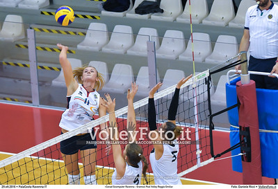 «Conad SiComputer Ravenna - Gramsci Pool Volley Reggio Emilia» #B1Fvolley