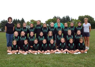 Avon Braves Junior Cheerleaders
