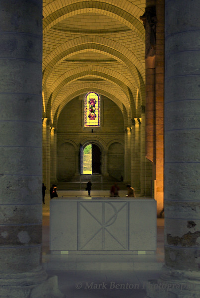 Tomb Chapel in Fontevraud Abbey