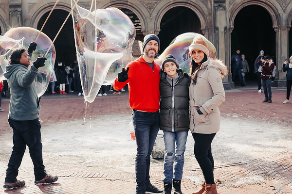 Leonardo's Family