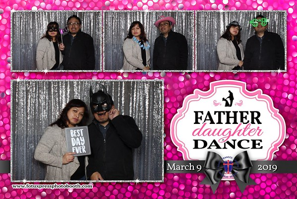 SFC Father Daughter Dance 2019