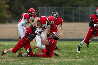 Bi-District Football vs Halstead 11-5-13